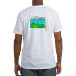 Hill Stompers Men's T-Shirt Front/back