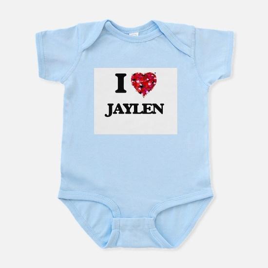 I Love Jaylen Body Suit