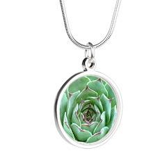 Succulent Necklaces