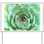 Succulent Yard Sign