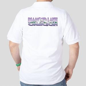 NEW! Diamond Lake Golf Shirt