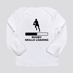 Rugby Skills Loading Long Sleeve T-Shirt