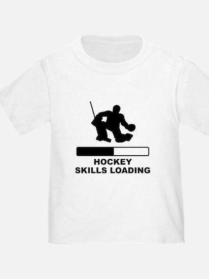 Hockey Skills Loading T-Shirt