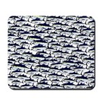 School of Bluefin Tuna Mousepad