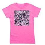School of Bluefin Tuna Girl's Tee