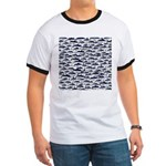 School of Bluefin Tuna T-Shirt