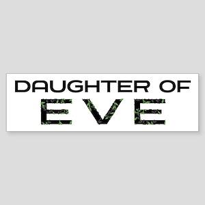 Daughter of Eve Bumper Sticker