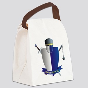 Medieval Canvas Lunch Bag