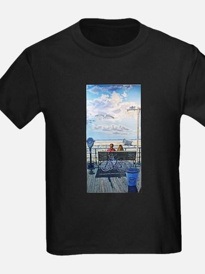 Jones Beach Boardwalk T-Shirt
