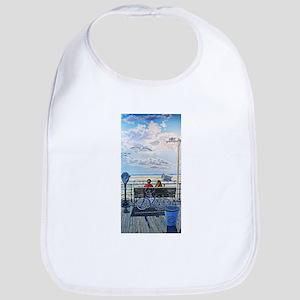 Jones Beach Boardwalk Bib