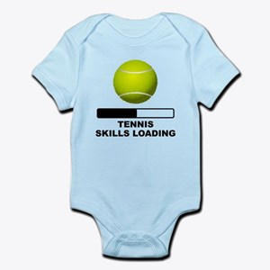 Tennis Skills Loading Body Suit