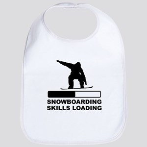 Snowboarding Skills Loading Bib