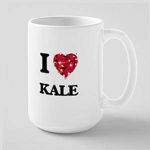 I Love Kale Mugs