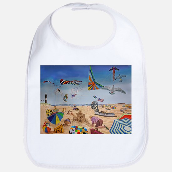 Robert Moses Beach Bib