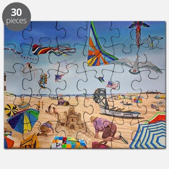 Robert Moses Beach Puzzle