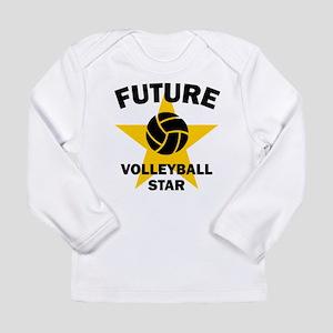Future Volleyball Star Long Sleeve T-Shirt