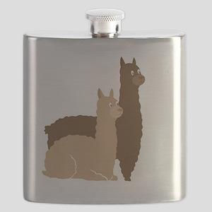 2 alpacas  Flask