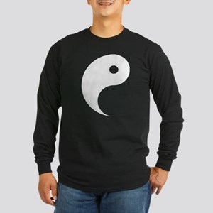 Yang - one of a pair Long Sleeve T-Shirt
