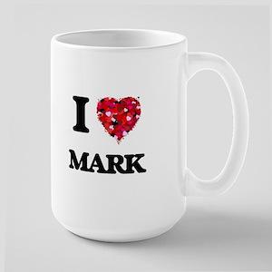 I Love Mark Mugs