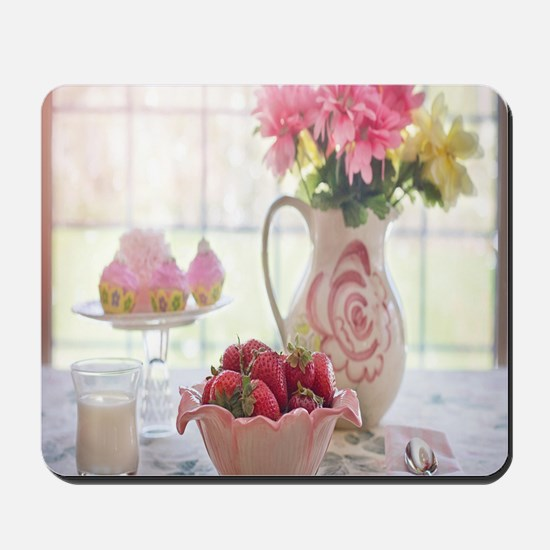 Country Lunch Mousepad