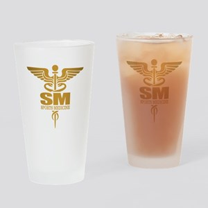 Sports Medicine Drinking Glass
