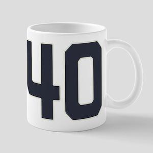 40 40th Birthday 1975 1940 75 Years Old Mug