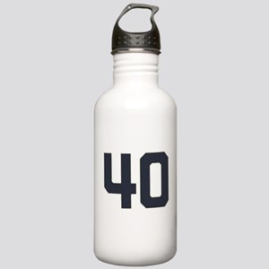40 40th Birthday 1975 Stainless Water Bottle 1.0L