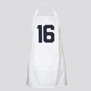 16 16th Sweet 16 Years Old Apron