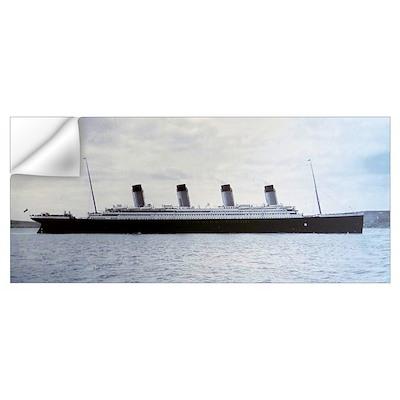 Titanic Wall Decal