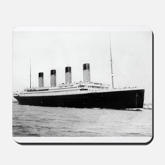 Titanic Mousepad