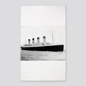 Titanic Area Rug
