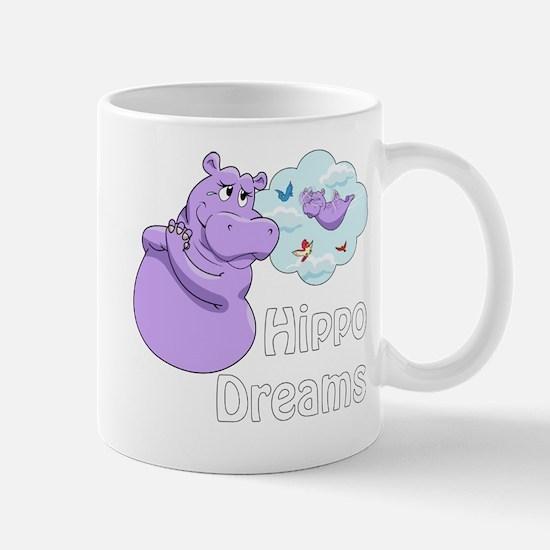 Funny Dreams flying Mug
