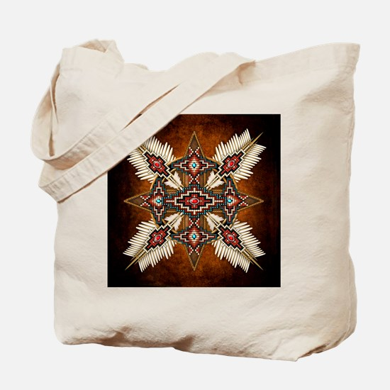 Unique Medicine wheel Tote Bag