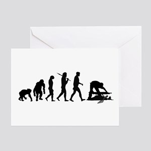 Archaeologist Greeting Cards