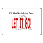 Let It Go Banner