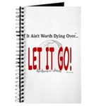 Let It Go Journal