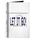 Let It Go Journal