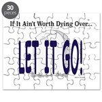 Let It Go Puzzle