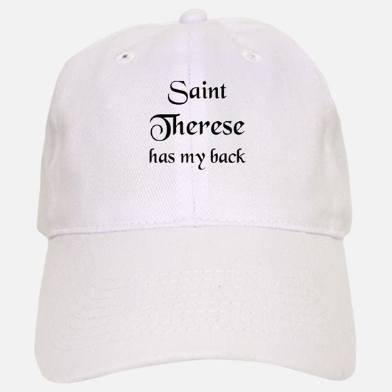 saint therese Baseball Baseball Cap