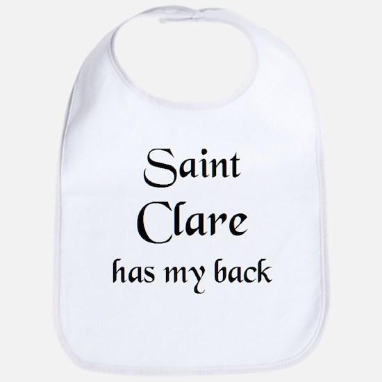 saint clare Bib