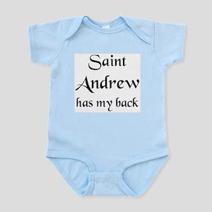 saint andrew Infant Bodysuit