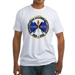 USS CALCATERRA Fitted T-Shirt