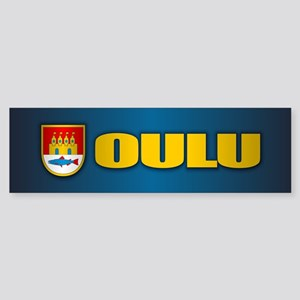 Oulu Bumper Sticker