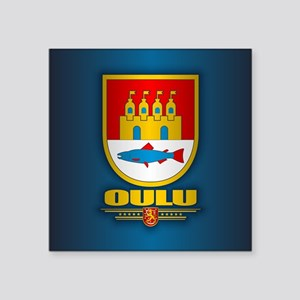 Oulu Sticker