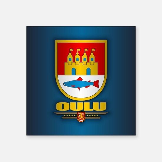Oulu Sticker