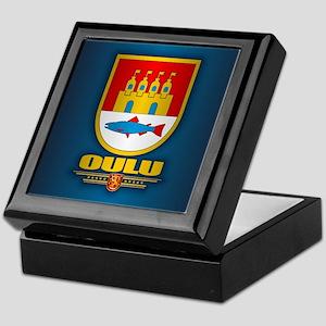 Oulu Keepsake Box