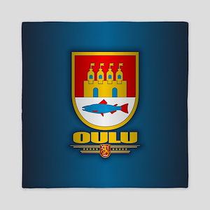 Oulu Queen Duvet