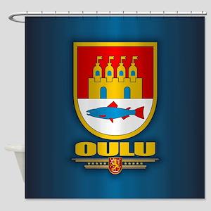 Oulu Shower Curtain