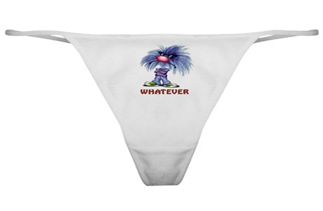 Zoink Whatever Classic Thong