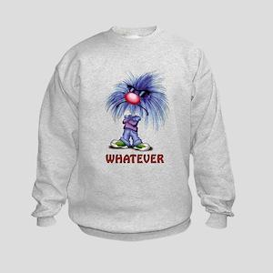 Zoink Whatever Kids Sweatshirt
